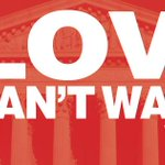 Lets make history. Join me & @HRC in support of #MarriageEquality! #SCOTUS #LoveCantWait http://t.co/wDe6gt97vK http://t.co/eZhSFCdOzH