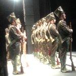 Live dal #backstage: soldati sullattenti per #Fidelio! Verso la prigione... #78MMF #neverlandOF @OperaVoice http://t.co/IrE31hTJFV