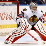 The Blackhawks will start Corey Crawford in goal for Game 1 vs. Wild http://t.co/JD3Dpr1bQn http://t.co/dBlV6xJxCF
