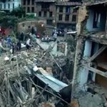 Nepal earthquake: Exclusive drone footage shows devastation #NepalEarthquake #earthquake http://t.co/tUdcWK7ziv http://t.co/QWGqyqkRXs
