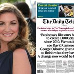 Shambolic Tory small business letter includes firms that have closed down http://t.co/jlouB6R3yb http://t.co/9TT6FXV2a6