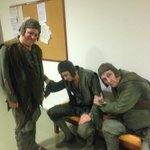 Quasi pronti per entrare in scena... Riusciranno i prigionieri a veder la luce? #Fidelio #78MMF #neverlandOF http://t.co/VikHG5GSBr
