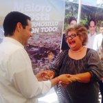 Con amigos de Villas del Bosque, Villas del Monte y Colonia Villas. ¡Llegó la hora del cambio en Hermosillo! http://t.co/rHH2y2eDyw