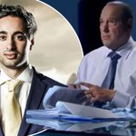 Claude Littner will raise hell on #TheApprentice but really hes gentle, says @sollyakhtar http://t.co/p3aVUYGhDk http://t.co/Wb2cv7BLiw