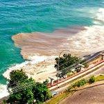 Poluição do mar pode tirar campeonato mundial de surfe de São Conrado, no Rio. http://t.co/GXyeDTAKYu http://t.co/MshUXLil6Y