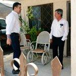Saludando, platicando y escuchando opiniones de vecinos de la Álvaro Obregón, con respecto a nuestra propuesta http://t.co/HpxLQCFYQK