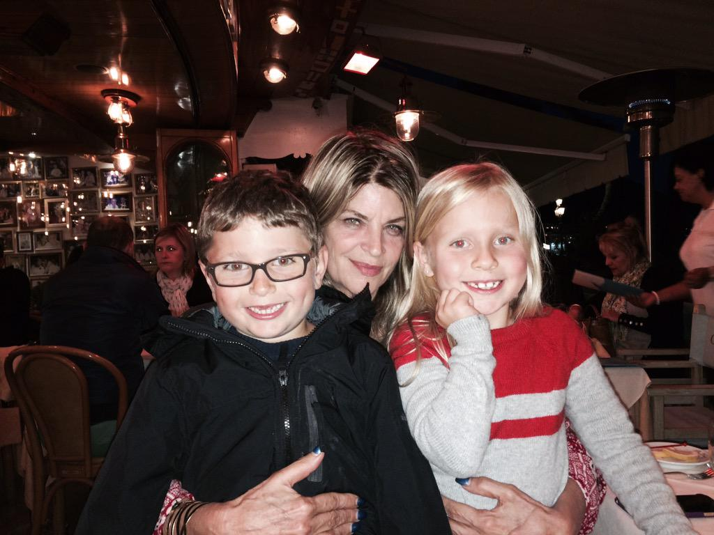@kirstiealley we loved meeting you tonight the kids loved the spices ;)  @ChezPositano is amazing  xoxo http://t.co/7Vgrv5KhRP