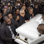Mourners for Freddie Gray also grieve corrosion of justice http://t.co/RnjNbBAeI6 http://t.co/Z1nnYBIecU