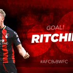 44: GGGGOOOOOAAAALLLLLLL to #afcb! http://t.co/BoPJzhSxXY #AFCBvBWFC http://t.co/QQUgEi1imr