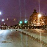 Fulton and North Avenue. Baltimore. http://t.co/pSEaJRUanE
