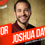 RT if you're voting for @joshuadavis77 because everything he touches turns to gold. #VoiceTop8 http://t.co/Pha2wDeN0Y
