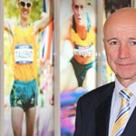 PHIL JONES is the new CEO of Athletics Australia. Welcome aboard, Phil! Read more: http://t.co/rE9kmPoWLz http://t.co/8YCyWEqzRS