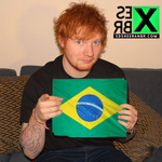 Aguentem firme no topo, pessoal. O Ed logo logo estará pisando em solo brasileiro! #WelcomeToBrazilEdSheeran http://t.co/bZCuJK0iDf