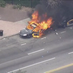 WATCH: Violent clashes in Baltimore intensify http://t.co/j2JMxiL2FQ #BaltimoreRiots http://t.co/ib2ZX5fXd3