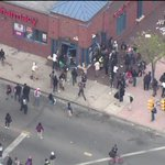 WGN is live with coverage of the #BaltimoreRiots - WATCH LIVE: http://t.co/XC5zfIk1wf http://t.co/c08ARJiymS