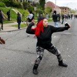 The latest images from Baltimore: Officers injured in protests http://t.co/DsN9knfCXx http://t.co/R2U13qhXMq