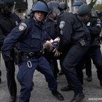 #Baltimore: nouveaux affrontements après les funérailles de #FreddieGray http://t.co/bAZvH3aMa4 par @b_smialowski #AFP