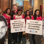 The Luvabulls & @WindyCityLIVE have a message: RT to VOTE #JoakimNoah & #PauGasol for the #NBACommunityAssist Award! http://t.co/cHdi9TIpgb