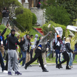 Violence breaks out in Baltimore after funeral of Freddie Gray: http://t.co/5LzkIqpuLI http://t.co/jQ1u2u9XXm