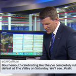 Bournemouth may have virtually secured promotion to the Premier League, but Charlton win tweet of the night #SSNHQ http://t.co/GOJziEBX5C