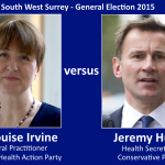 Momentum building for @drmarielouise vs Jeremy Hunt. RT to tell everyone in SW Surrey to get behind her. #GE2015 http://t.co/oSt4i73yoG
