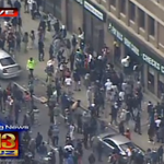 [LIVE BLOG] Group continues to loot in West Baltimore. #BaltimoreRiots http://t.co/jPvvM3511p http://t.co/AztVO82Ipo