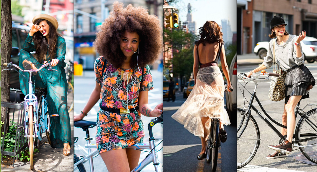 New York Editor's Tips of the Week: Bicycle Style https://t.co/MLfuhfsPOH #NYC #LA #StreetStyle #Fashion @CitiBikeNYC http://t.co/iv0wV2AZ4i