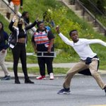 Hours after the funeral for Freddie Gray, riots have begun in Baltimore: http://t.co/bIcKlUSvKF http://t.co/YCaO0XWlYr