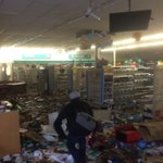 CVS had been looted http://t.co/SNeI7G7rlm