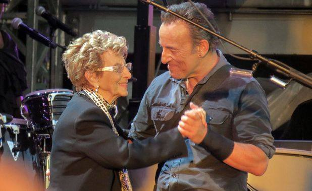 Happy 90th Birthday to Adele Springsteen.