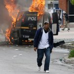 MORE: Maryland Gov. declares state of emergency after violent clashes in Baltimore: http://t.co/mNxMG1iefd http://t.co/gKVZ0HKlYq