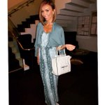 #LOTD: jumpsuit & cardigan - #GbyG @HSN (click here to shop the collection: http://t.co/qqBcoCHHDO) // bag: #Celine