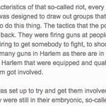 "Malcolm X on ""riots"". Critical. #Baltimore http://t.co/MDrOPFgvoK"
