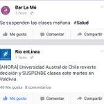 Awww que hermoso. Rectoría sacará un comunicado pronto porsiaca! #uach #valdiviacl @Fel_Valdivia http://t.co/qw6WVMJJep