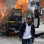 Maryland governor has declared a state of emergency after rioting in #Baltimore. http://t.co/vTIsce0xnv http://t.co/tf11f5z1s2