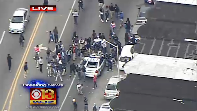 JUST IN: State of emergency declared in Baltimore http://t.co/urFTBnJEvu #BaltimoreRiots http://t.co/gopM0iFlsp