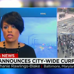 Baltimore mayor announces city-wide curfew that will go in effect tomorrow. http://t.co/UYpqI3w42L #BaltimoreRiots http://t.co/rc8kXNvAnL