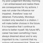 #Mizzou pass-rusher Shane Ray speaks on his legal situation. He begins with an apology http://t.co/dZ2KFXUsdx