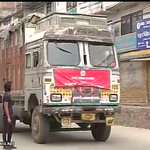 #NepalEarthquake: 18 trucks with relief material sent by UP Government reaches Kathmandu. http://t.co/OoOHi9KwwW
