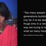 .@MayorSRB says they are deploying every resource possible to gain control of #BaltimoreRiots http://t.co/VV6LmN0K8E http://t.co/rNK27BoZ0L