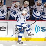 Tampa Bay rises to challenge! Lightning beat Red Wings, 5-2, forcing Game 7 Wed. night. Tyler Johnson nets 2 goals. http://t.co/YwtIk0WUkq