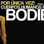 "Exposición ""BODIES, Cuerpos Reales"" en #Chillán 13-17 Mayo / Gimnasio Liceo Marta Brunet.  @ArribaeltelonCL http://t.co/O2huie7S6z"