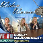 These 4 women formed strong friendship after their husbands died in a plane crash; hear from the Widow Warriors @ 10. http://t.co/gxlizdJhXz