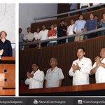 Rinde protesta @GobOrtega como gobernador sustituto en el @congresogro #Guerrero http://t.co/3J4qMJwqwi