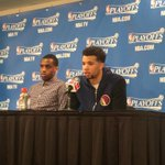 MCW: I can't wait. I know Milwaukee is gonna come out and be rowdy for us. #BucksPlayoffs http://t.co/7mVBHQGFPO