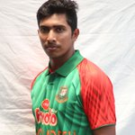 #BANvPAK 1st Test: Good luck for Soumya & Shohid on their Test debuts! #riseofthetigers http://t.co/KW2CrDA8wI