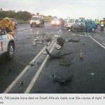 Road death toll at almost 700 over April >> http://t.co/iTTZQR7EMJ http://t.co/F7m5zjfzZs