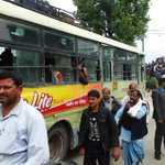 A 100 buses carry stranded Indian nationals to Gorakhpur and Raxaul from Kathmandu: @eoiktmnp #NepalEarthquake http://t.co/Oz3rivQsNw