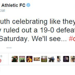 Of course, Bournemouth arent mathematically assured of promotion just yet... http://t.co/YyJJqo4uj6