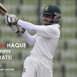 #BANvPAK 1st Test Day 1: Yet another Test fifty for little Mominul Haque! #riseofthetigers http://t.co/kTU3juaMOL